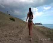 The naked hike from sunny lion full naked nude fucking hot sex