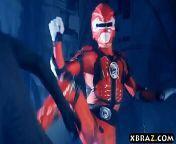 Power Rangers xxx parody with pornstar Abigail Mac from para movie meena hot xxx bf videos mp com angela nic