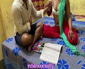 best ever madam Ji XXX fuck with clear Hindi voice from indian xxx ji chavl