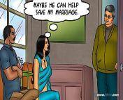 Savita Bhabhi Episode 74 - The Divorce Settlement from savita bhabhi cartoon sexy xnxx full 3gp videos