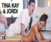 Lil Humpers - Perv Lil Masseuse Jordi Makes Love With big tit MILF Tina Kay from mom www all 2270 jpg cartoon sex pokemon xx