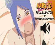 Naruto - Konan hentai mamada COMPLETA con sonido from naruto fuck robin luffy is so jealous from naruto hentai2 watch xxx video