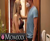 MOM.XXX Big tits milf Florane Russell breaks lockdown for coronavirus sex from priyankaxxxvideow xxx big boob press hard 500 pg video download